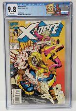 X-Force #37 Marvel Comics 1994 CGC Graded 9.8 Special Label Comic Book