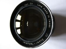 Asahi Pentax Super-Takumar 1:3.5 / 28mm M42 mount wide angle lens