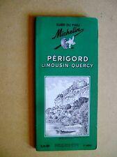 Guide Michelin Périgord Limousin Quercy /C35