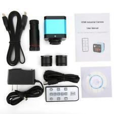 37MP 1080P 60FPS HDMI USB Lab 0.5X C-Mount Industrial Microscope Digital Camera