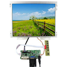 "DVI VGA LCD Controller Board+12.1"" M121GNX2 1024x768 LED Backlight LCD Screen"