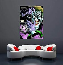 BATMAN THE KILLING JOKE COMIC COVER NEW GIANT WALL ART PRINT POSTER OZ126