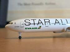 1:500 Hogan EVA Air B777-300ER (B-16701 | Star Alliance)