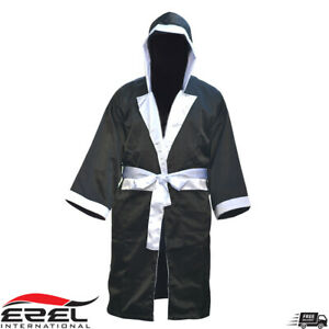 Boxing MMA Robes Stock Full Length Satin Walkout Robe