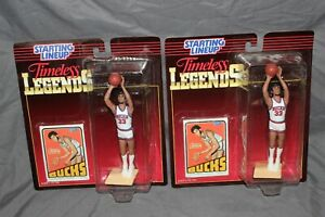 Starting Lineup NBA Timeless Legends 1995 Kareem Abdul-Jabbar