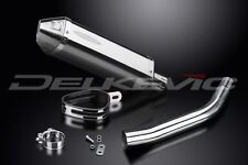 "Delkevic 13"" Stainless Tri-Oval Muffler Triumph Tiger 800 XC XR - 15-16 Exhaust"