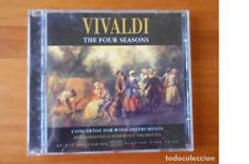 CD VIVALDI - THE FOUR SEASONS (L9)