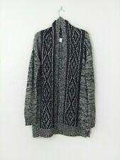 Anthropologie Ruby Moon Wool Blend Knit Long Cardigan Size M