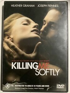 KILLING ME SOFTLY - DVD Region 4 - Heather Graham Ralph Fiennes