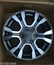 1X18INCH FORD RANGER WILDTRACK 2017 ALLOY WHEEL A1 FIT BT50 MAZDA UTE