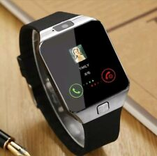 Smart Watch Cell Phone GSM Bluetooth For APPLE & Android Fitness Activity NEW