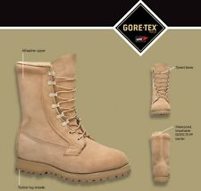 Cold/Wet Weather Gore-Tex Belleville ICWT Tan 14R 14 R Boot Left Boot Only 40675