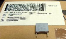 10 x Vishay MKP 336 2.2 nF Film Capacitor 300V AC Y2 Interference Suppression