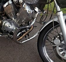 Yamaha Virago XV535 XV 535 Moteur Barre Integral Protection avec Intégré Route
