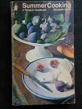 Summer Cooking - Elizabeth David (1965) Cookery/Cook Book - French Cuisine PB