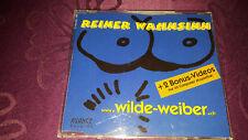 Reiner Wahnsinn / www. wilde - weiber.ch - Maxi CD