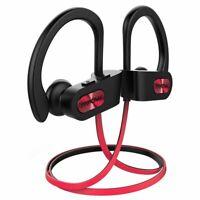 Mpow Bluetooth Headphone IPX7 Waterproof In-ear Earbuds Wireless Sports Earphone