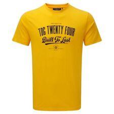 Tog 24 Henry T-Shirt Makers Mark Citrus Medium TD087 SS 17