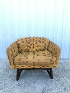 Mid Century Modern Lounge Chair by Adrian Pearsall for Craft Associates