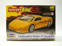 REVELL LAMBORGHINI DIABLO VT ROADSTER CAR MODEL KIT plastic 1:24 RMX85-1966 NEW