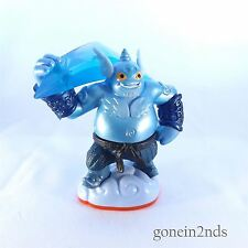 Skylanders Trap Team GUSTO TRAP MASTER (Air) Comp with Superchargers