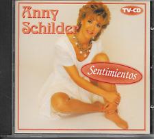 ANNY SCHILDER - Sentimientos CD Album 13TR Holland 1997 (BZN) Bunny