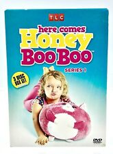 TLC Here Comes Honey Boo Boo 3 DVD Box Set series 1 Children's Family Programmes