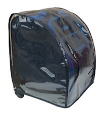 Acclaim Corbridge Bowls Bowlers Bowling Trolley Bag Clear Waterproof bag Cover