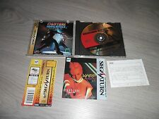 FIGHTERS MEGAMIX-SEGA SATURN japan game