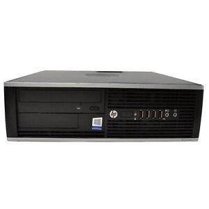 Custom Built Office Computer (500GB, 3.2GHz, 8GB RAM) Windows 10 PC Desktop