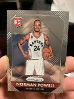 2015-16 Panini Prizm Norman Powell Rookie #337 Toront Raptors