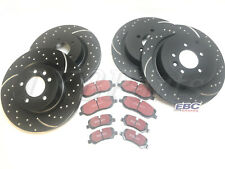 EBC S1KF1510 Stage-1 Premium Street Brake Kit