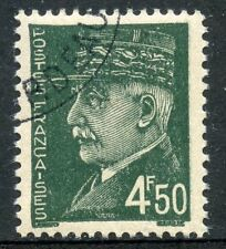 STAMP / TIMBRE DE FRANCE OBLITERE N° 521B  EFFIGIE / PETAIN