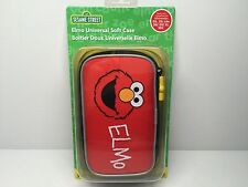 Sesame Street Elmo Storage Carry Case Nintendo DS Lite DSi 3DS XL Free Shipping