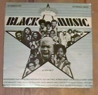 Various ‎– Black Music Vinyl LP Comp 33rpm 1974 Arcade  ‎– ADE P15