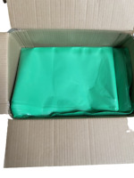 Green wheelie bin liners Large 30″x46″x54″ UK/ rubbish bags/Refuse sacks