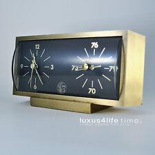 luxus4life: Jaeger 1960ties Clock - ganz reduziert, herrlich TOP / Traumhaft