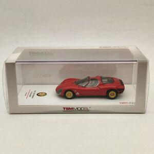 TSM Models 1:43 Alfa Romeo 33 Stradale 1967 Prototype Resin Limited Edition