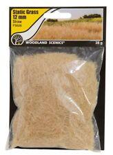 """Woodland Scenics FS628 Field System Static Grass Straw 1/2"""" 12mm Fibers"""