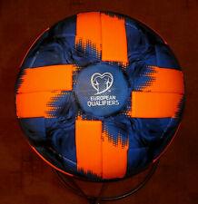 Adidas  European Qualifiers Official Match CONEXT 2019  Ball Gr. 5 Neu Top!!