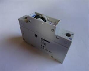 Siemens 5SX51 Leitungsschutzschalter C6