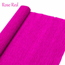 Crepe Paper Wedding Birthday Party Supplies Decoration Paper Streamer Roll