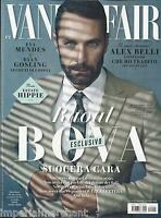 Vanity Fair Magazine Raoul Bova Eva Mendes Ryan Gosling Alex Belli Ilaria Spada
