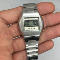 Otron Digitale Watch Vintage 1970's 33mm