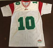 Rare Vintage Papa John's Football Jersey