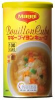 Maggie bouillon cube 4g x 100P Free Shipping with Tracking number New from Japan
