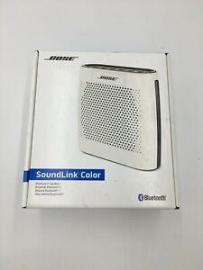 NEW Bose SoundLink Color Bluetooth Speaker (White) 627840-1210