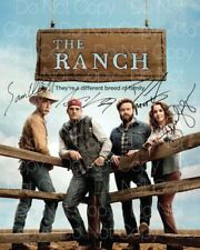 The Ranch signed photo Kutcher Elliot Winger 8X10 poster picture autograph RP