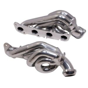 BBK 1-3/4 Ceramic Shorty Tuned Length Exhaust Headers for 11-14 Ford F150 19430