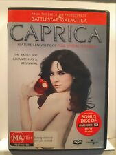 Caprica + Warehouse 13 - Feature Length Pilot [ 2 DVD Set ] LIKE NEW, Region 4,